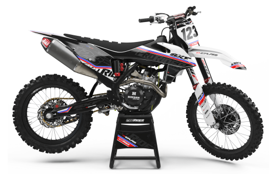KTM Graphics EVS FRENCH TOUCH