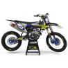 Graphics Kit ROCKSTAR Limited edition BLUE : Really cheap