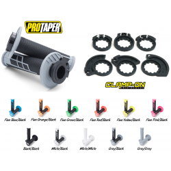 Graphics Kit BOXER WHITE : Add value to your Motocross and Quad